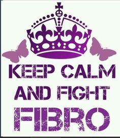 #Fibromyalgia Princess fighting pain.