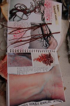 uni work is time consuming asf A Level Art Sketchbook, Sketchbook Layout, Textiles Sketchbook, Sketchbook Pages, Sketchbook Inspiration, Sketchbook Ideas, Art Alevel, Anatomy Art, Art Portfolio