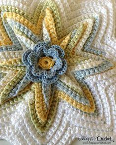 Maggie's Crochet · Scrap Potholders and Mats Pattern Set