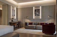 Le nouvel hôtel Fendi à Rome Palazzo boutique hotel Italie 2