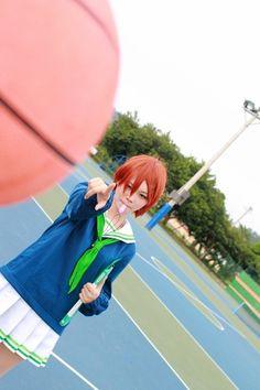 Riko Aida(Kuroko's Basketball) | Yomiya Kokoro - WorldCosplay