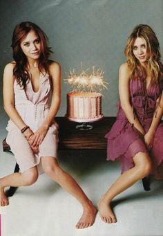 Les soeurs Olsen!