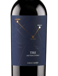 Tre Autoctoni - Gran Sasso #naming #illustration #Colour
