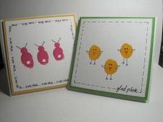 Ett snabbt och enkelt tips för årets påskkort. Ni behöver akrylfärg (vattenfärg kan fungera men det har jag inte själv prövat), kortbotten av valfri storlek, kartong i valfri färg, en svart och en orange tuschpenna samt övriga valfria dekorationer. Börja med att skära ut en bit i vit kartong, då min kortbotten är av storlek … Read more →