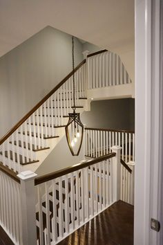 Staircase renovation by Under Construction Builders http://www.ucbuildersnj.com