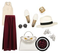 """""""Burgundy"""" by savannahbay ❤ liked on Polyvore"""