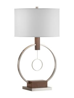 Centered, Table Lamp from Light Your Whole Home on Gilt