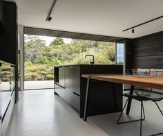 An architect's own sleek-but-simple holiday getaway - Homes To Love