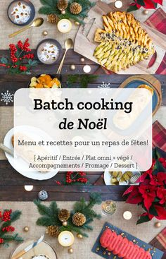 Batch cooking de Noël – Foods And Drink Healthy Meals For Kids, Healthy Chicken Recipes, Healthy Breakfast Recipes, Easy Healthy Recipes, Eating Schedule, Christmas Breakfast, Batch Cooking, Christmas Cooking, Food Design