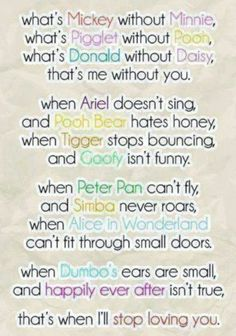 A Valentine's Poem for the Disney Lover in Your Life - Cheezburger