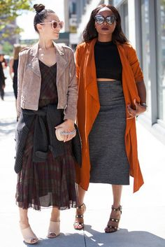 Spring Into Fashion - Street Style: 21 Outfits You'll Definitely Want To Rock This Spring