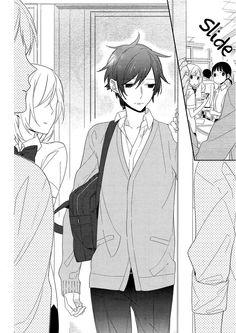 Horimiya 26 Page 24,HORIMIYA Manga
