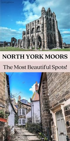 North Yorkshire Moors Landscapes And Best Things To Do. North York Moors National Park, North Yorkshire villages, North Yorkshire Coast, North York Moors walks, North York Moors winter, best places to visit in the North York Moors, UK travel bucket list, UK travel photography, best UK travel destinations, Whitby Abbey, Robin Hood's Bay, UK photography locations, best UK places to visit, UK travel itinerary World Travel Guide, Europe Travel Tips, Amazing Destinations, Travel Destinations, North Yorkshire, Weekend Trips, Trip Planning, Family Travel, Travel Inspiration