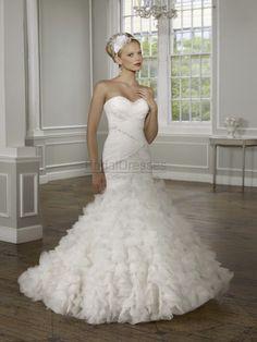 Mermaid wedding dress,  gorgeous absolutely!