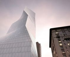 oma's proposal for 425 park ave