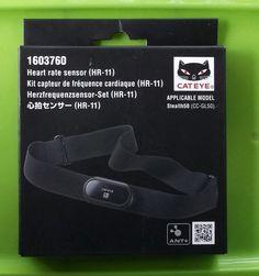Heart Rate Monitors 177841: Cat Eye Heart Rate Sensor (Hr-11) Model Stealth50 #1603760 New In Box -> BUY IT NOW ONLY: $39.99 on eBay!