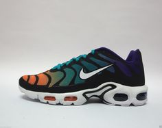 Nike Air Max Plus Hyperfuse TN1 Tuned Mens Trainers Shoes Turbo Green/White | eBay
