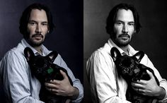 Keanu ❤️VAVAVOOM MY LOVE. Perhaps the very fabric of you is so very familiar, that we are more than from the same thread Keanu Reeves John Wick, Keanu Charles Reeves, Keanu Reaves, Little Buddha, Ideal Man, Attractive People, Dream Guy, Celebs, Celebrities