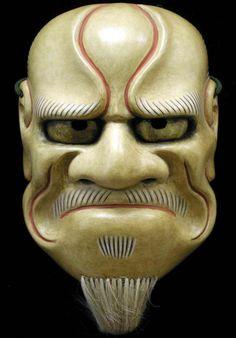Noh theatre mask | Japan