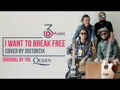 Watch the cover of this famous song by The Distortix band. Please let us know in the comment section which song you'd li. Queen Bohemian Rhapsody Lyrics, Freddie Mercury Interview, Queen Musical, Queen Lyrics, Queen Brian May, Queen Youtube, Free Cover, Cover Band, Instagram Handle