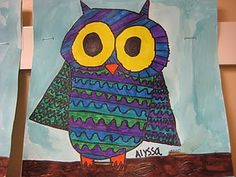 Line Owl