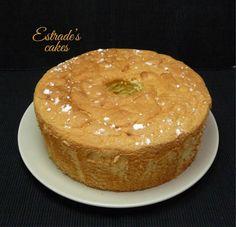 Estrade's cakes: receta del bizcocho esponja clásico.