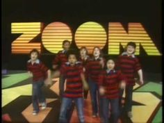Another show from the good old days. It was always so much fun!(Zoom opening credits - Season 3, Cast 2)