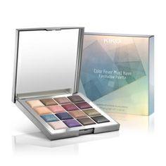 Palette Ombres à paupières KIKO : Color Fever Must Have Eyeshadow Palette - 03 Sophisticated Neutrals - 35 euros