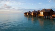 Deluxe over water suit  #voyagewave #themaldives --->>> www.voyagewave.com