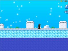SuperTux is a free classic 2D jump'n run sidescroller game in a style similar to the original Super Mario games covered under the GNU GPL.  https://supertux.github.io/
