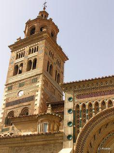 Torre de San Martin in Teruel - Aragón, Spain