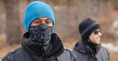Combodana, máscara facial suave con dibujos espectaculares forradas en suave fleece. http://accs-online.es/tienda/marcas/seirus/ver-todos/mascaras-seirus.html