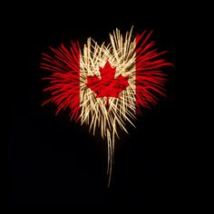 The Canada Day long weekend is upon us! Time to celebrate with sun, beer, family, and fireworks (not necessarily all together). Canadian Things, I Am Canadian, Canadian Memes, Canada Day Images, Canada Pictures, Canada Day Fireworks, Canada Tattoo, All About Canada, Happy Canada Day