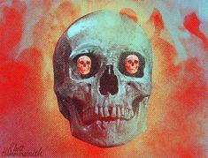 the sunny side of dark Art and the Odd Retro Horror, Vintage Horror, Arte Horror, Horror Art, Horror Films, Crane, Hippie Art, Horror Comics, Collage
