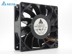 Delta PFC1212DE 120*120*38 mm 12038 1238 12CM DC 12V 4.80A server inverter cooling fan-in Fans & Cooling from Computer & Office on Aliexpress.com | Alibaba Group