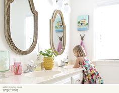 shop bathroom benjamin moore simply white