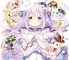 kafuu chino Anime pictures and wallpapers search Kawaii Anime Girl, Anime Girl Cute, Anime Art Girl, Manga Girl, Anime Chibi, Manga Anime, Anime Fantasy, Neko, Anime School Girl