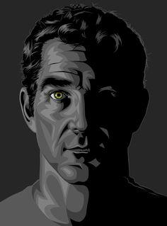 Vector Self-Portrait on Behance