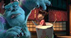 Quiz: Which Pixar Character Should You Name Your Next Pet After? Disney Pixar, Walt Disney, Cute Disney, Disney Animation, Animation Film, Disney Magic, Monsters Inc Boo, Monsters Inc Movie, Disney Monsters