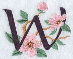 Machine Embroidery Designs at Embroidery Library! - Color Change - U9748