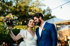 Casamento ao pôr do sol no Museu do Vale – Carol e Vitor http://lapisdenoiva.com/casamento-museu-do-vale-carol-e-vitor/ Foto: Flavia Valsani