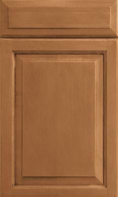 Waypoint Living Spaces cabinet door   Style 620 in Maple Mocha Glaze