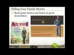 Tips For Telling Your Family Stories - Have you always wanted to tell your family stories but don't think you are much of a writer? Do you spend so much time researching you aren't sure when you will ever have the time to record the stories of your ancestors' lives? Join Crista Cowan as she shares her best tips and tricks for writing and sharing your family hiSTORY! #genealogy