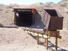 model gold mines | Gage Layout | Model Railroad Hobbyist magazine | Having fun with model ...