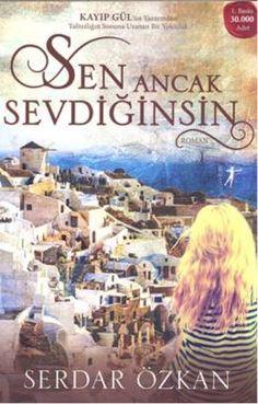 """SEN ANCAK SEVDİĞİNSİN YAZAR:SERDAR ÖZKAN TARİH:Temmuz 2015 İstanbul basımı...Ancak Hayatınız Olacak İnsana Emanet Edebilirsiniz, Hayatınızın Kitabını…  Fransız Rivierası'nda ruh eşiylakarşılaşan genç bir yazar… Eline Nice garında ruhuna dokunan bir kitap tutuşturulan bir genç kadın… Birlikte geçirilen 41 saniye. Birbirini görmeden, tanımadan seven iki kalbin sıra dışı öyküsü…  """"Serdar Özkan ismi şimdiden Paulo Coelho, Richard Bach ve hatta Antoine de Saint-Exupery ile birlikte anılıyor."""""""