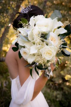 Featured Photographer: Michael Segal Photography; wedding bouquet idea