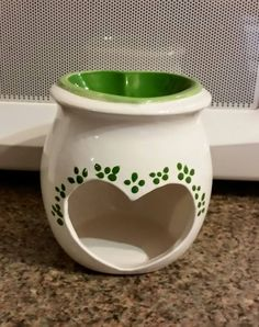 Heart Tea Light Candle wax warmer