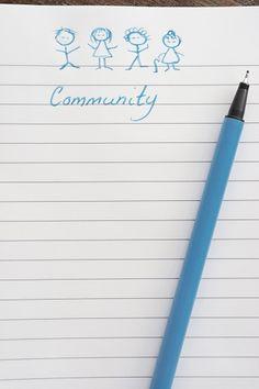 ストックフォト : Community