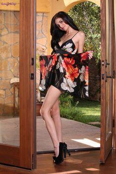 Die Hübsche Zoey Kush