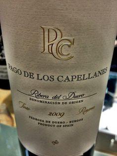 El Alma del Vino.: Pago de los Capellanes Tinto Reserva 2009.